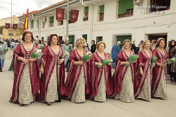 Damas del Cid
