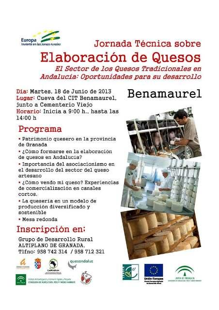 130606 Cartel Elaboracion Quesos