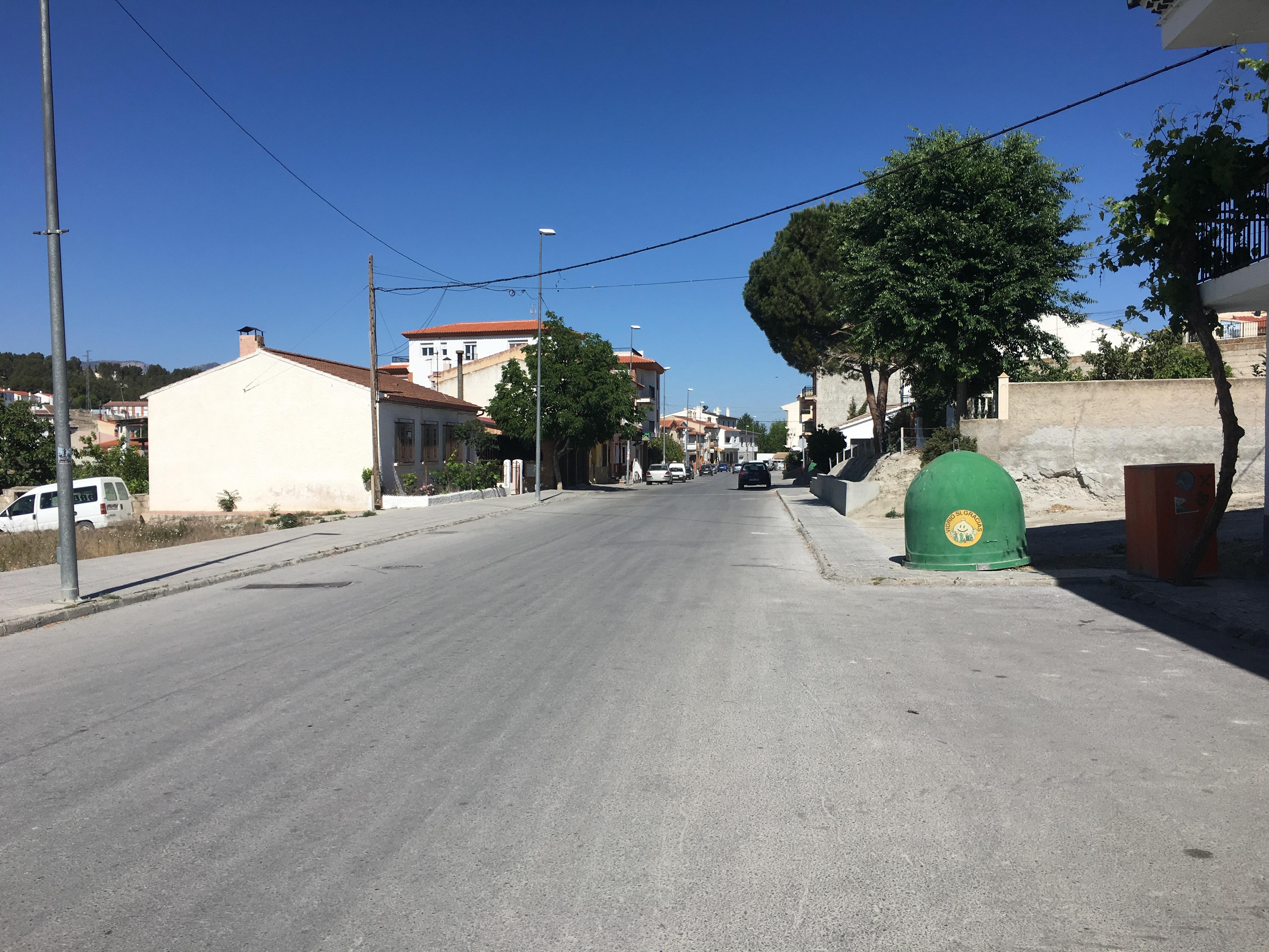 El ayuntamiento de benamaurel aprueba el proyecto de for Piscina municipal los cristianos