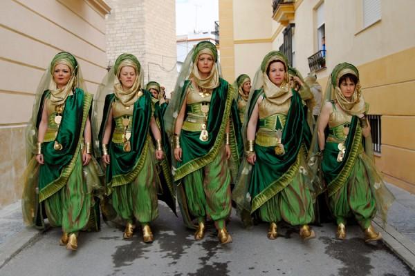 Alhanda mujeres