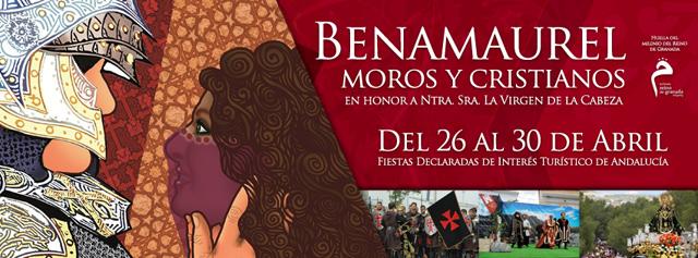 Fiestas de Moros y Cristianos Benamaurel 2013