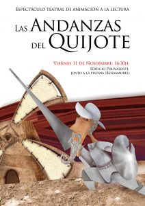 Andanzas del Quijote Benamaurel